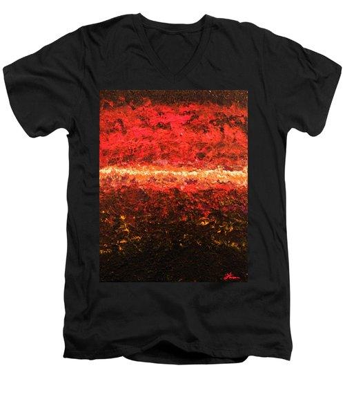 Boiling Point Men's V-Neck T-Shirt