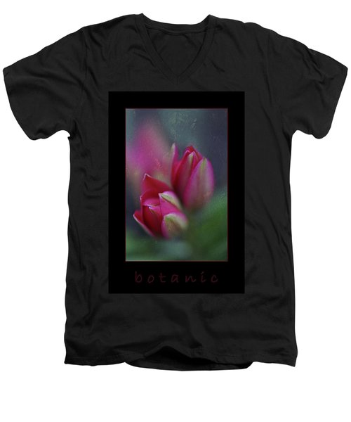Botanic Men's V-Neck T-Shirt