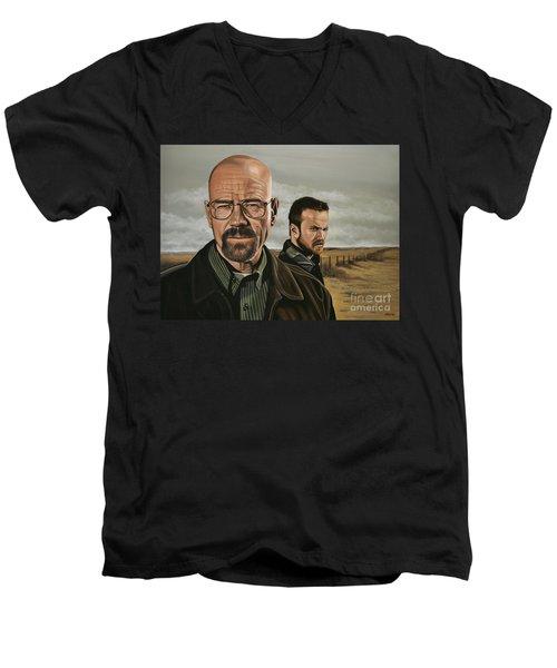 Breaking Bad Men's V-Neck T-Shirt