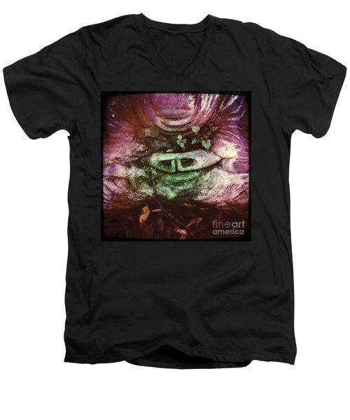 Breathe Men's V-Neck T-Shirt