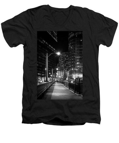 Long Walk Home Men's V-Neck T-Shirt