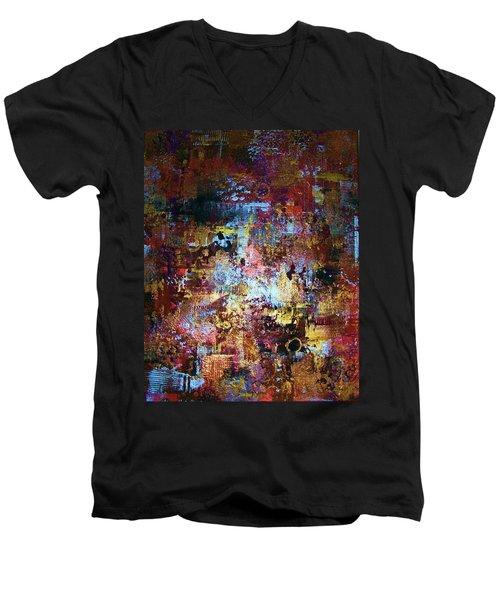 Buried Treasure Men's V-Neck T-Shirt
