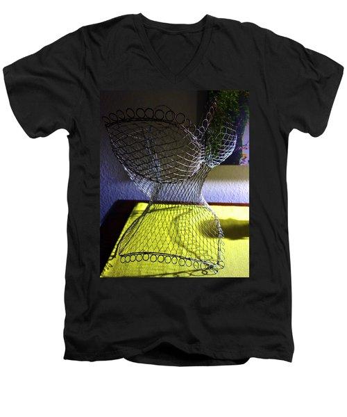 Busted Men's V-Neck T-Shirt
