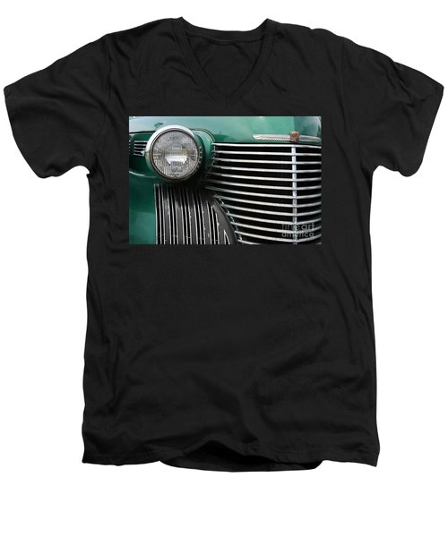 Caddy Men's V-Neck T-Shirt