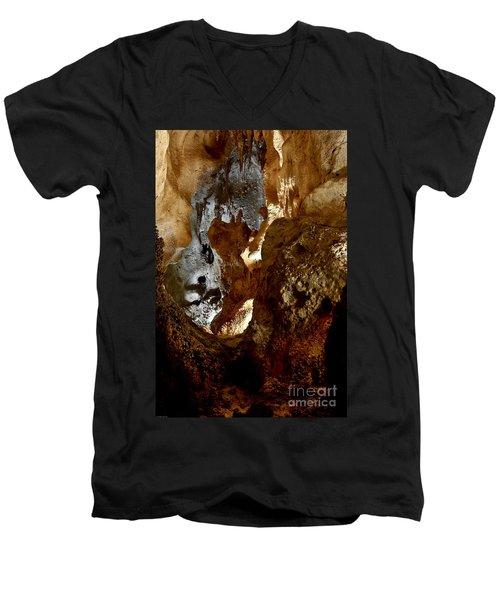 Carlsbad Caverns #1 Men's V-Neck T-Shirt