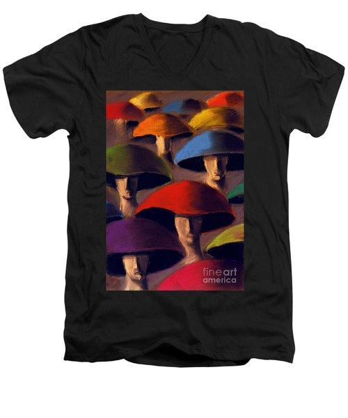 Carnaval Men's V-Neck T-Shirt