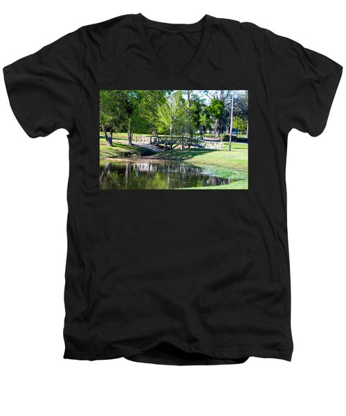 Carpenters Park 3 Men's V-Neck T-Shirt