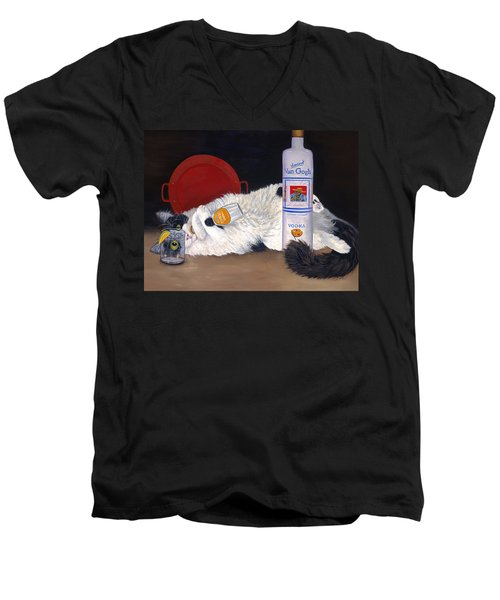 Catatonic Men's V-Neck T-Shirt