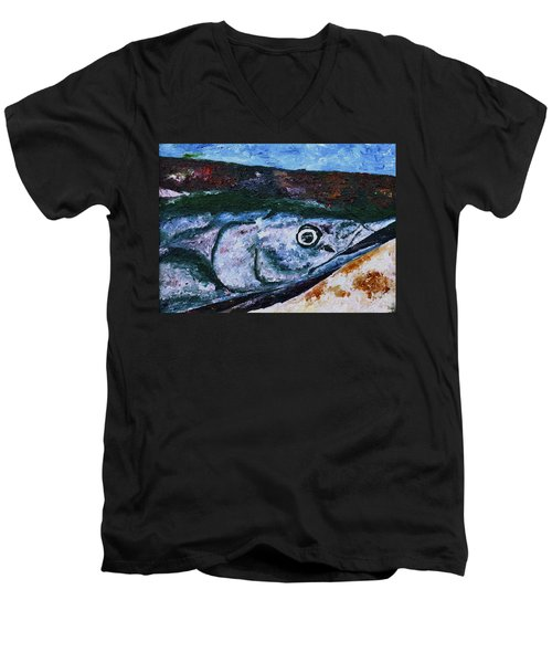 Catch Of The Day 1 Men's V-Neck T-Shirt