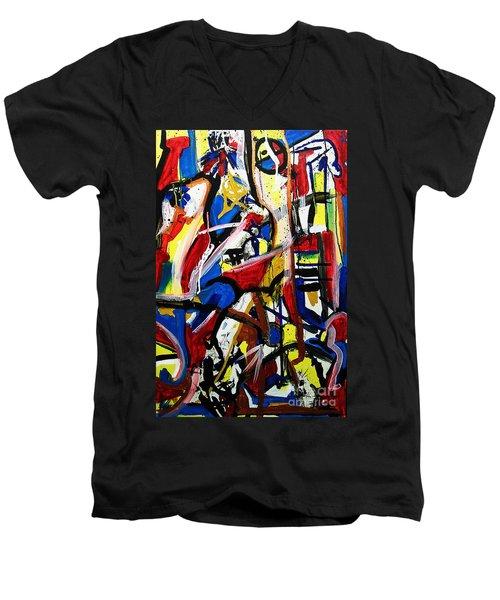 Catharsis Men's V-Neck T-Shirt
