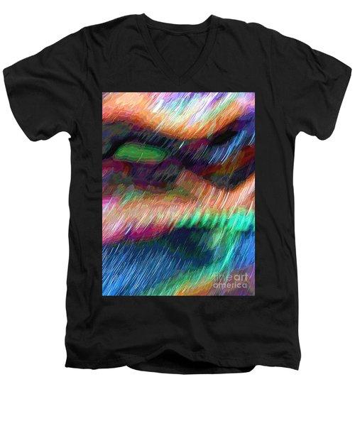 Celeritas 13 Men's V-Neck T-Shirt