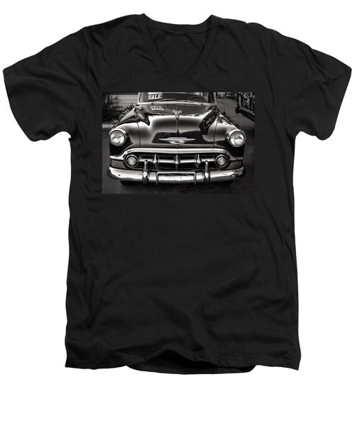 Chevy For Sale Men's V-Neck T-Shirt