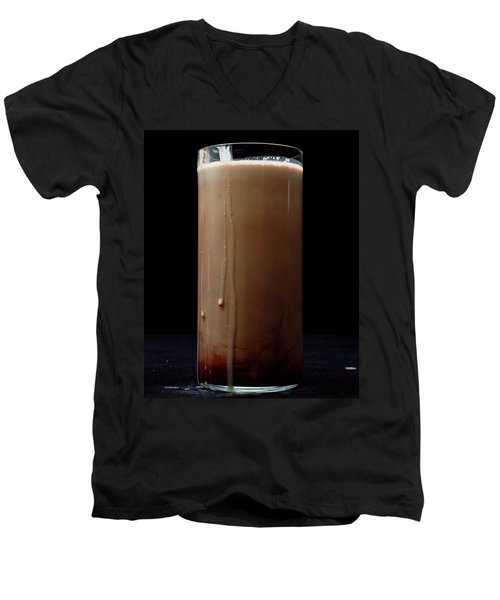 Chocolate Milk Men's V-Neck T-Shirt