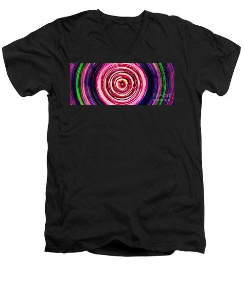 Chromatism Men's V-Neck T-Shirt