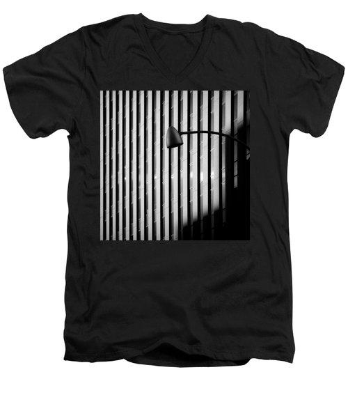 City Lamp Men's V-Neck T-Shirt