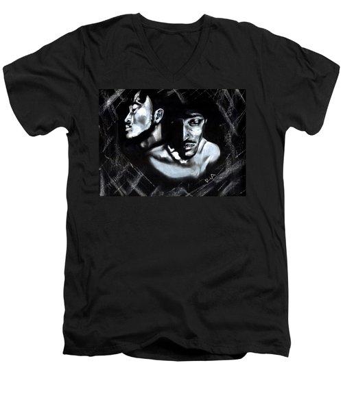 Clear Conscience Men's V-Neck T-Shirt