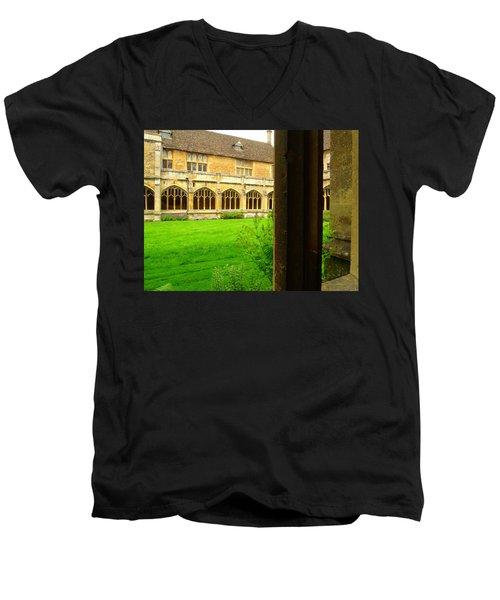 Cloister Men's V-Neck T-Shirt