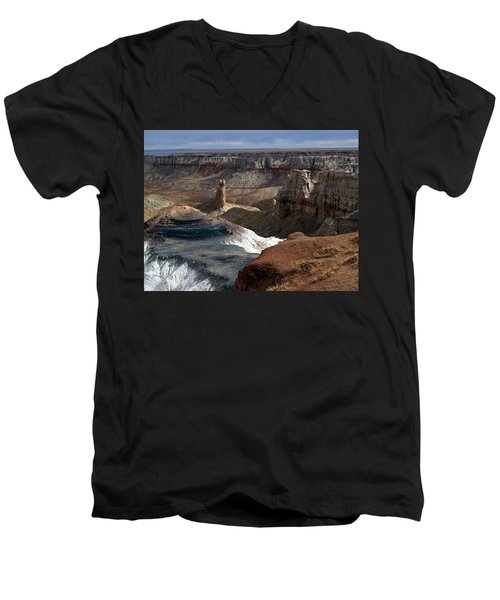 Coal Mine Mesa 09 Men's V-Neck T-Shirt