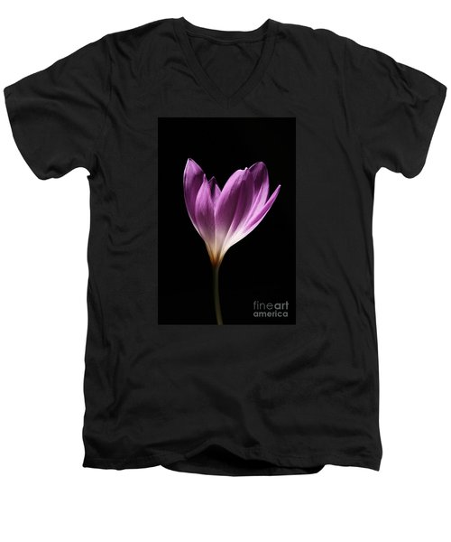 Colchicum #3 Men's V-Neck T-Shirt