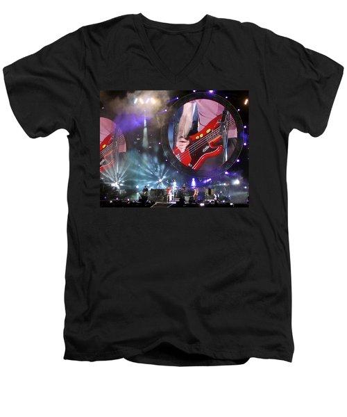 Coldplay - Sydney 2012 Men's V-Neck T-Shirt