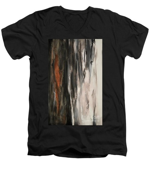 Color Harmony 19 Men's V-Neck T-Shirt