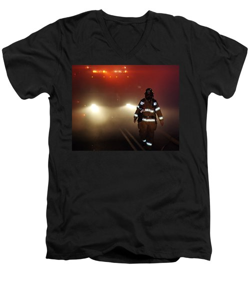 Coming Out Men's V-Neck T-Shirt