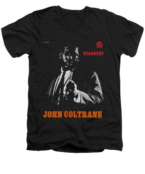 Concord Music - Coltrane Men's V-Neck T-Shirt
