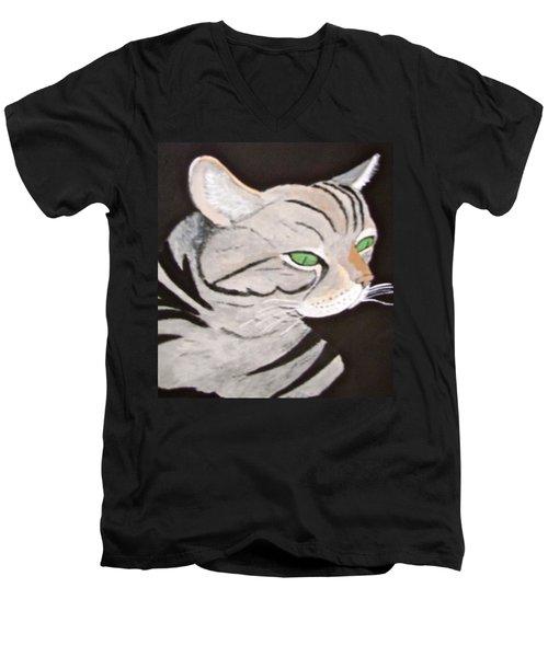 Cooper Men's V-Neck T-Shirt