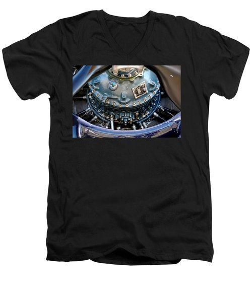 Corsair R2800 Radial Men's V-Neck T-Shirt