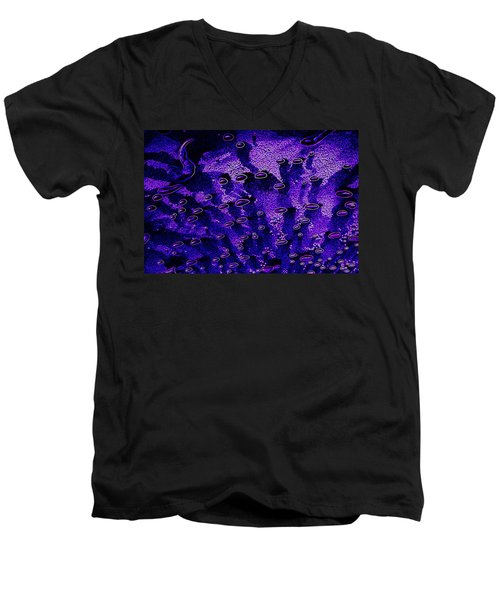Cosmic Series 003 Men's V-Neck T-Shirt