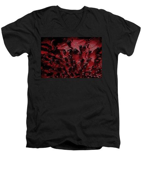 Cosmic Series 004 Men's V-Neck T-Shirt