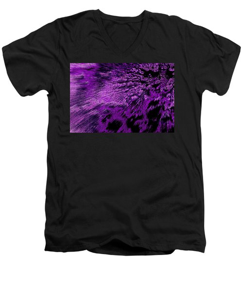 Cosmic Series 011 Men's V-Neck T-Shirt