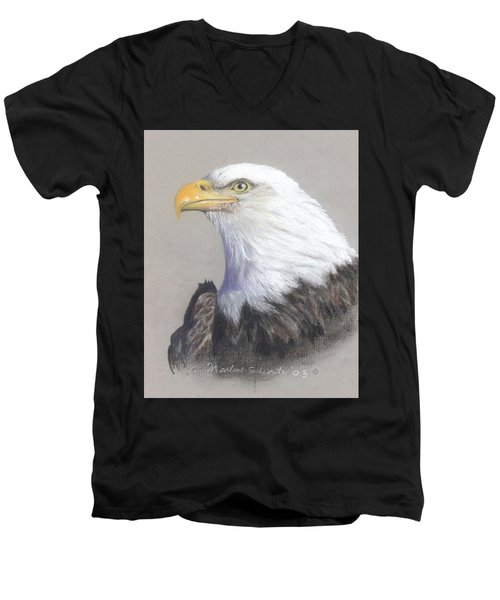 Courage Men's V-Neck T-Shirt