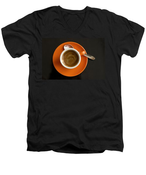 Cup Of Coffee Men's V-Neck T-Shirt