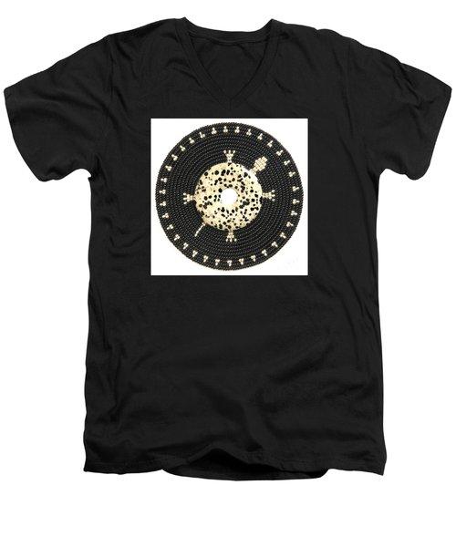 Dalmation Men's V-Neck T-Shirt
