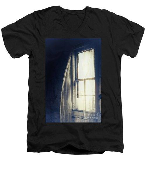 Dark Dreams Men's V-Neck T-Shirt