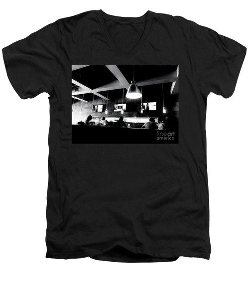 Dayhawks Men's V-Neck T-Shirt by Amar Sheow