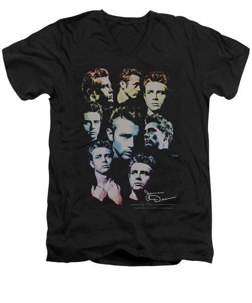 Dean - The Sweater Series Men's V-Neck T-Shirt