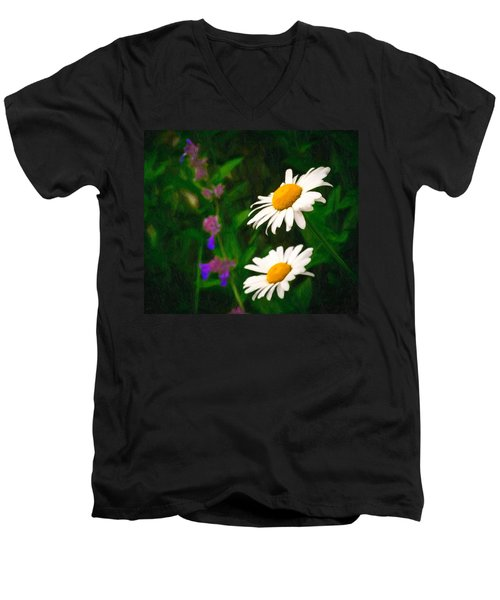 Dear Daisy Men's V-Neck T-Shirt
