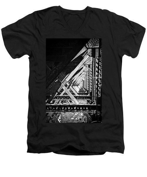 deconstructing Jack Men's V-Neck T-Shirt