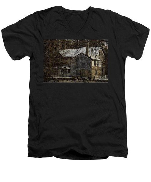 Deserted 2 Men's V-Neck T-Shirt