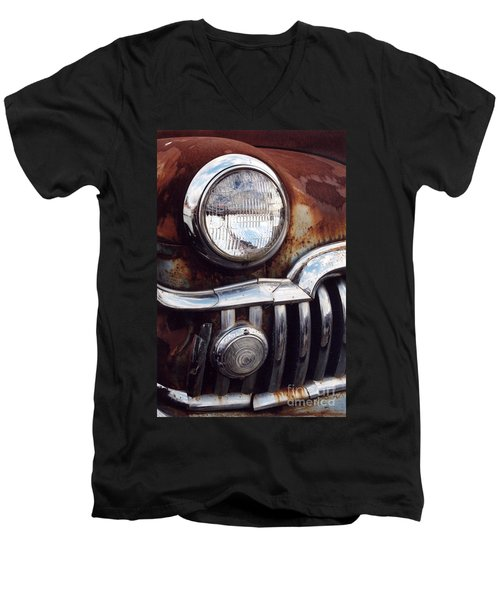 Desoto Headlight Men's V-Neck T-Shirt