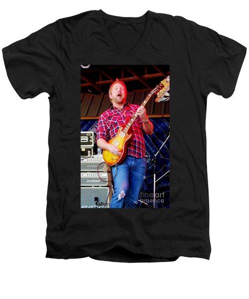 Devon Allman Men's V-Neck T-Shirt