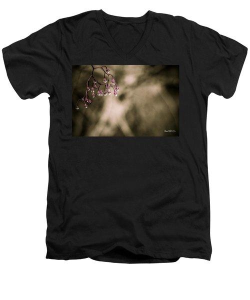 Dew Berries Men's V-Neck T-Shirt