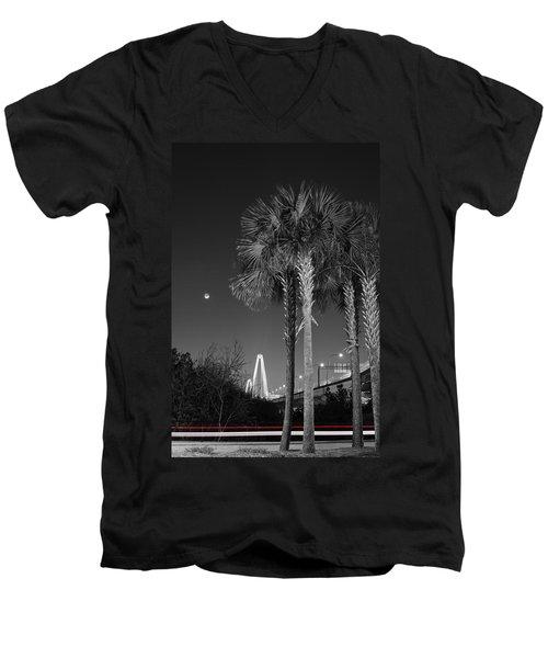 Diamonds In The Distance Men's V-Neck T-Shirt