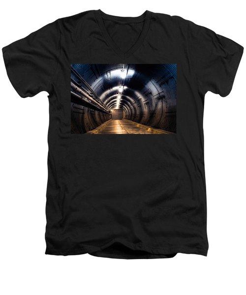 Diefenbunker Men's V-Neck T-Shirt