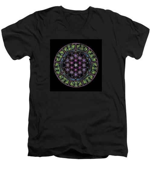 Divine Feminine Energy Men's V-Neck T-Shirt