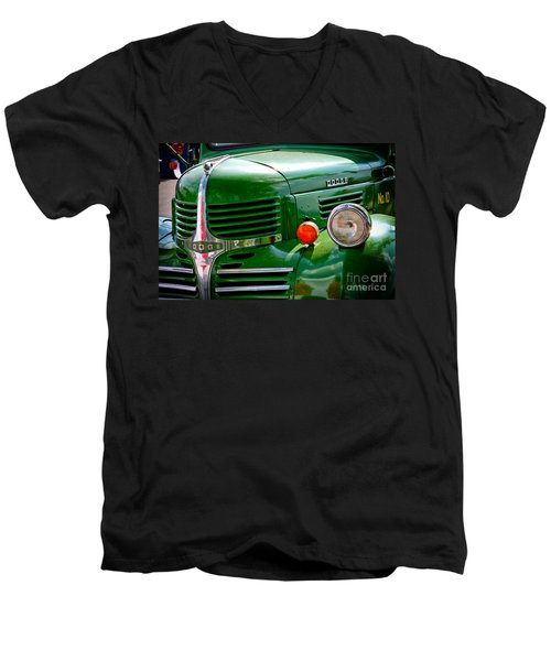 Dodge Truck Men's V-Neck T-Shirt