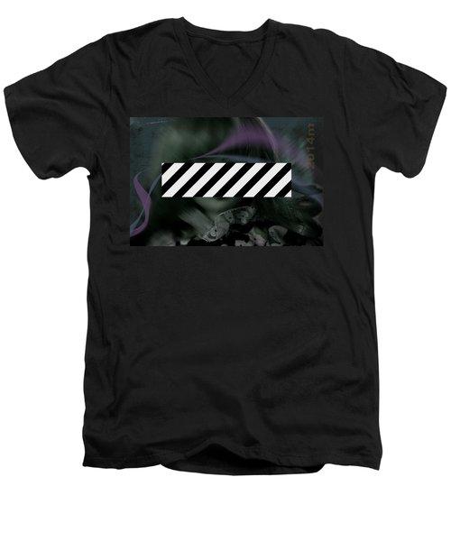 Dolls 28 Men's V-Neck T-Shirt