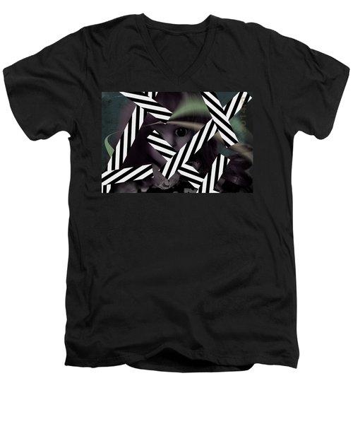 Dolls 29 Men's V-Neck T-Shirt